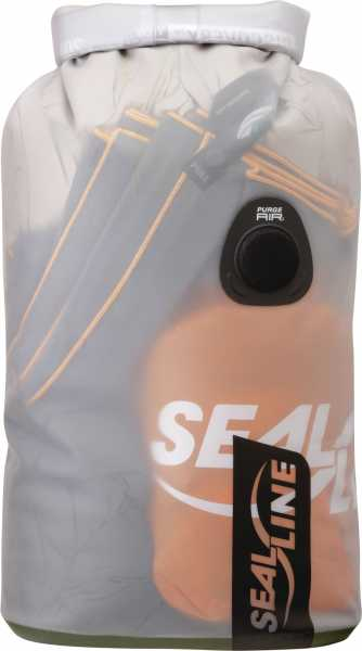 SealLine Discovery 10l View Dry Bag oliv