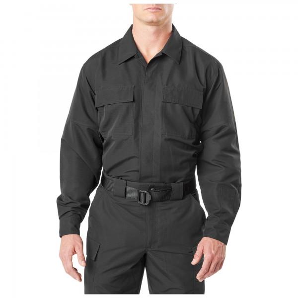TDU Langarmshirt Fast-Tac schwarz von 5.11