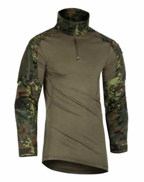 Clawgear Operator Combat Shirt flecktarn
