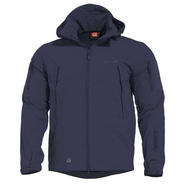 Pentagon Artaxes Softshell Jacke midnight blau