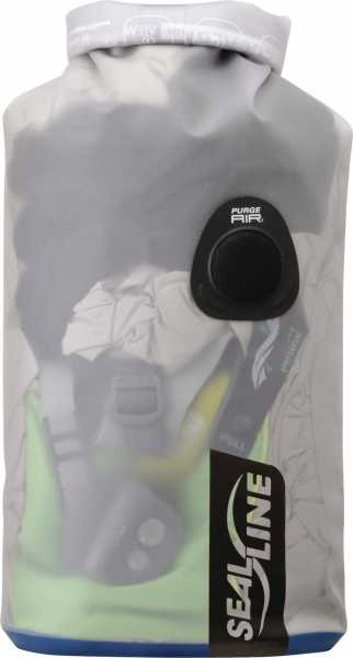 SealLine Discovery 5l View Dry Bag blau