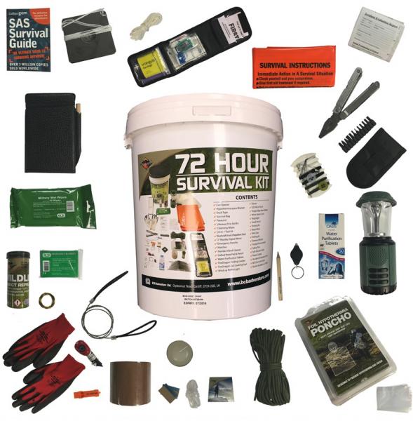 BCB 72 Hour Home Survival Kit