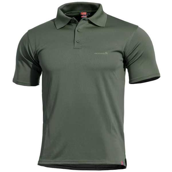 Pentagon Anassa Polo Shirt camo grün