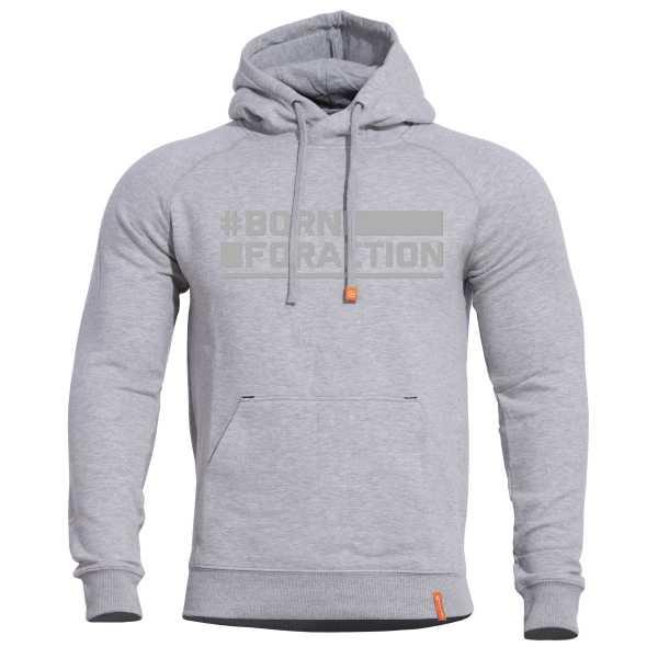 Pentagon Phaeton Hood Sweater melange