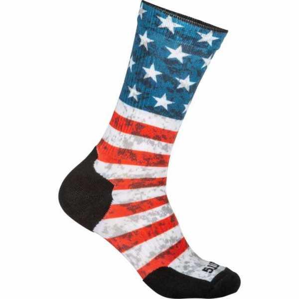 Socken USA Flagge