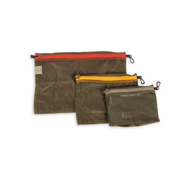 Tasmanian Tiger TT Mesh Pocket Set