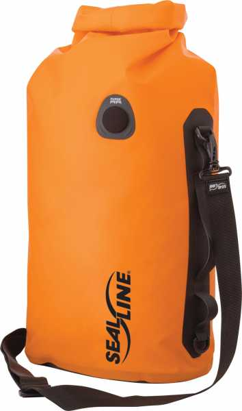 SealLine Discovery 30l Deck Dry Bag orange