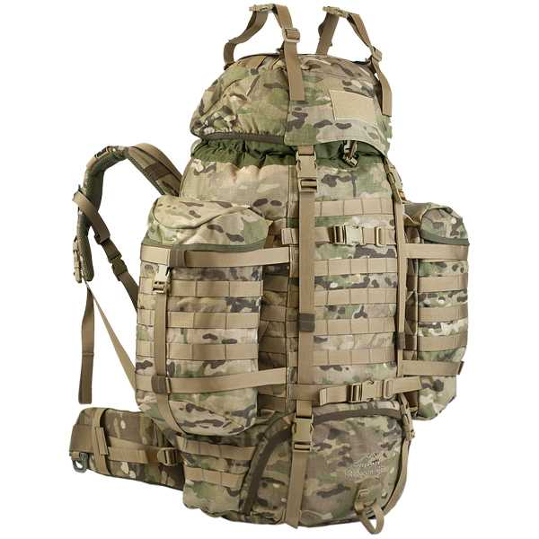 Raccoon 65l Rucksack US multicam