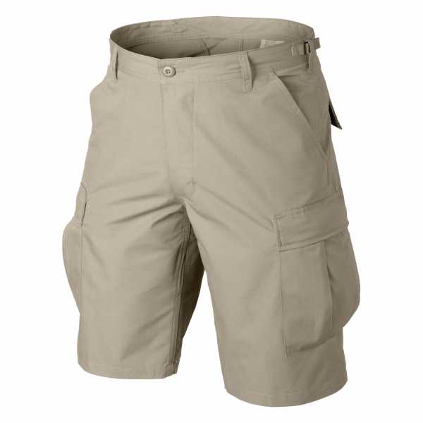 Helikon Tex BDU Shorts Cotton Ripstop khaki