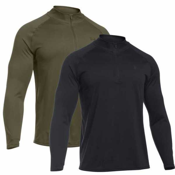 Under Armour Tactical Long Sleeve Shirt 1/4 Zip