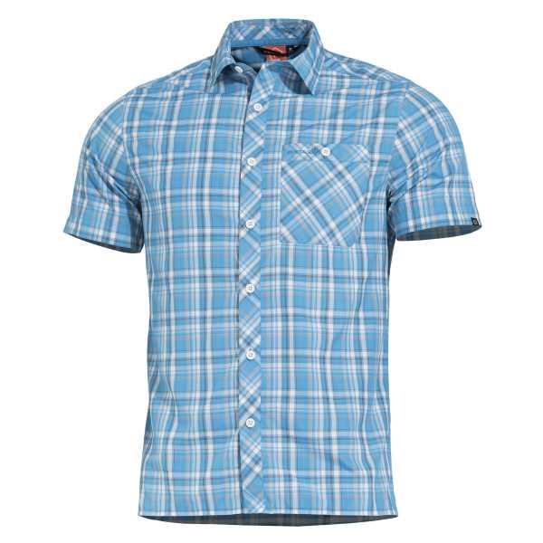 Pentagon Scout kurzarm Shirt firozi blau