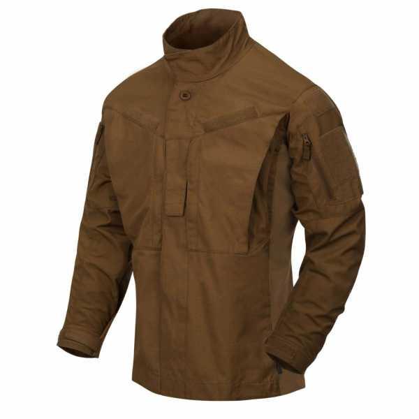 Helikon Tex MBDU Shirt Nyco Ripstop mud braun