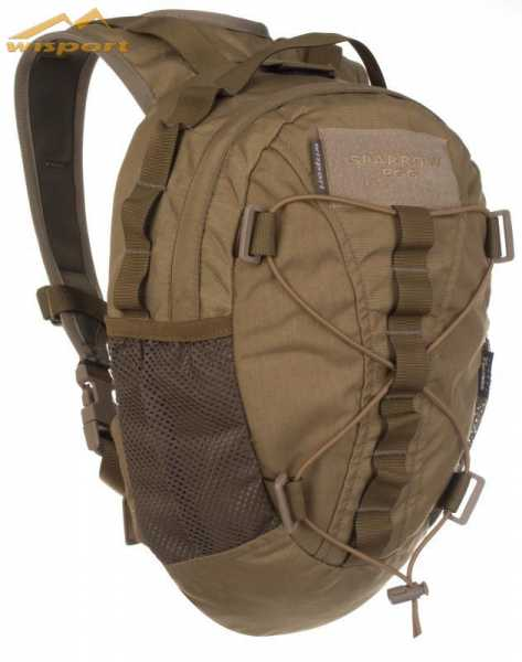 Wisport Sparrow 10l Egg coyote-braun