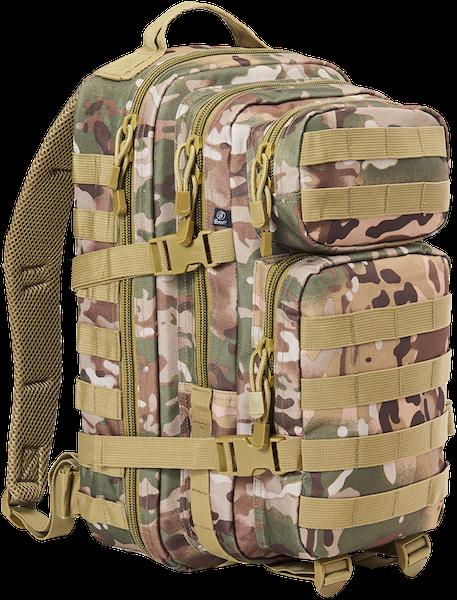 Brandit US Cooper Medium Rucksack camo tactical