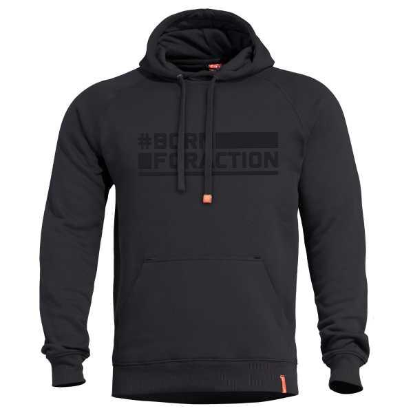 Pentagon Phaeton Hood Sweater schwarz