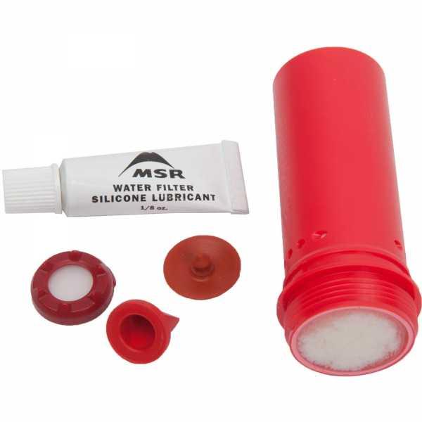 MSR TrailShot Filterpatronen und Wartungskit